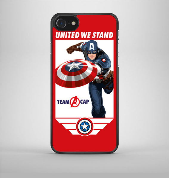 CIvil War Team Captain America iPhone 7 Case Avallen