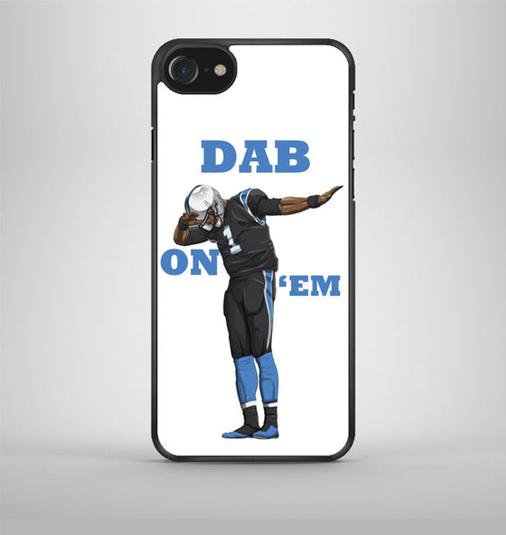 Cam Newton Dab On iPhone 7 Case Avallen