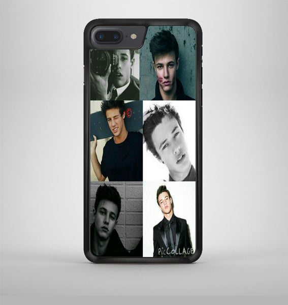 Cameron Dallas Photo Collage iPhone 7 Plus Case Avallen