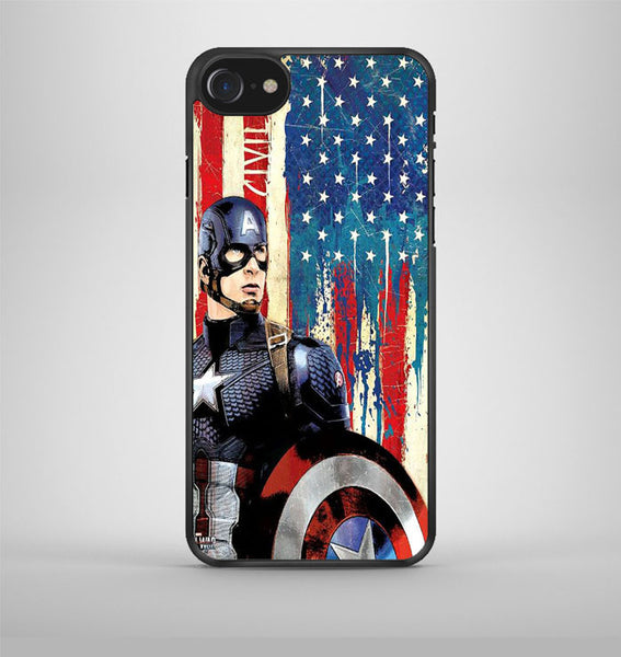 Captain America Civil War Wide iPhone 7 Case Avallen