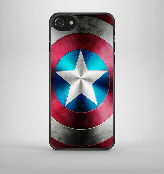 Captain America Shield Inspired iPhone 7 Case Avallen