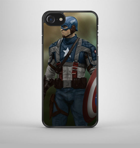 Captain America The First Avenger iPhone 7 Case Avallen