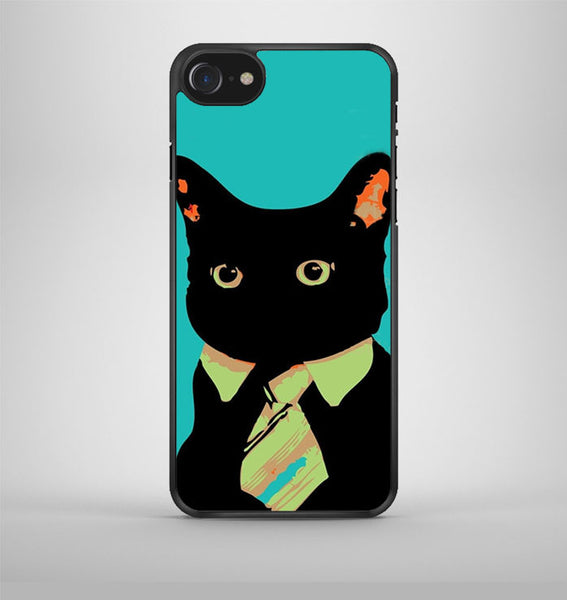 Cat Office iPhone 7 Case Avallen