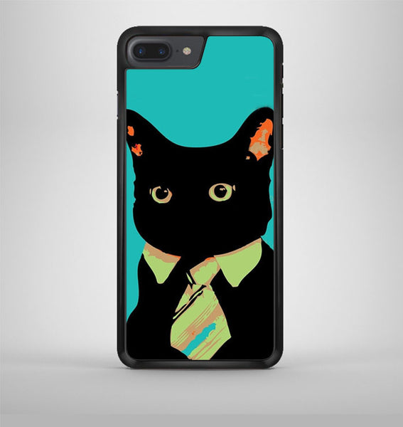 Cat Office iPhone 7 Plus Case Avallen
