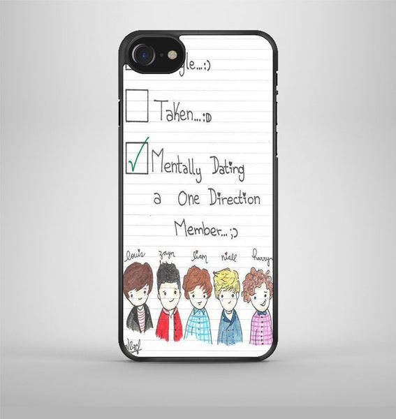 Choose One Direction iPhone 7 Case Avallen