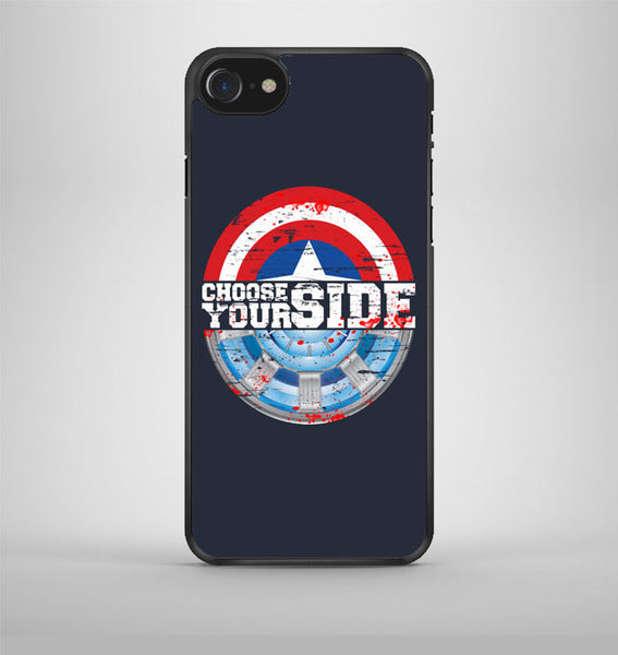 Civil War Choose Your Side iPhone 7 Case Avallen
