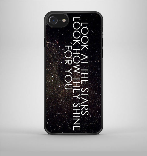 Coldplay The Scientist Quotes iPhone 7 Case Avallen