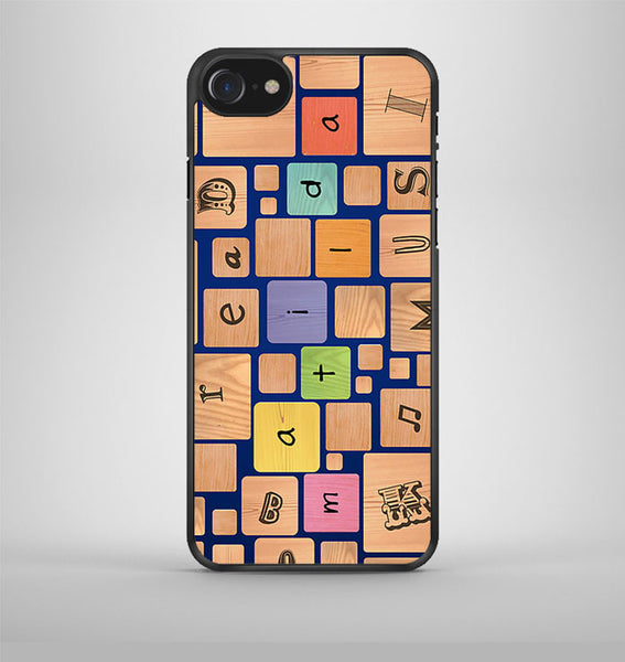 Collage Matilda iPhone 7 Case Avallen
