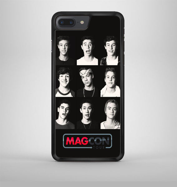 Cool Magcon Boys Collage iPhone 7 Plus Case Avallen
