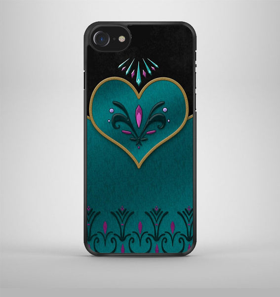 Coronation Elsa Cover iPhone 7 Case Avallen