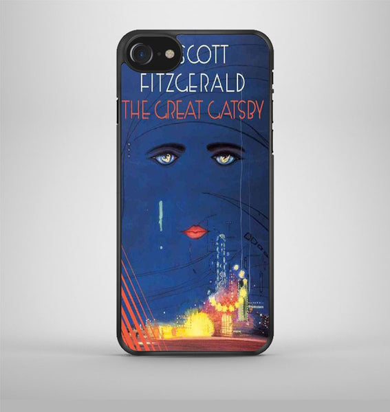Cover Book The Great Gatsby iPhone 7 Case Avallen