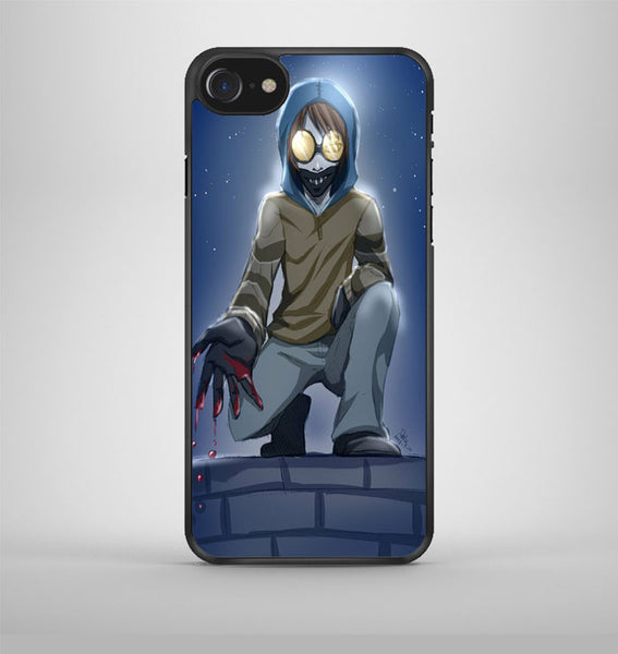 Creepypasta Ticci Toby iPhone 7 Case Avallen