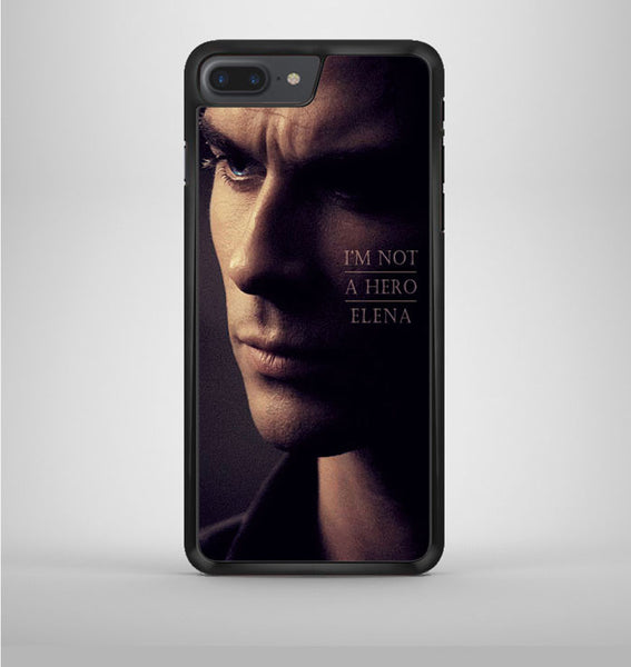 Damon Vampires Diaries iPhone 7 Plus Case Avallen