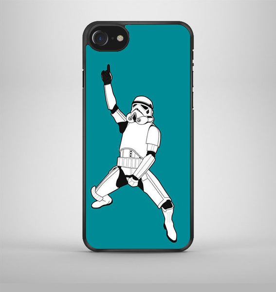 Dancing Storm Trooper Star Wars iPhone 7 Case Avallen