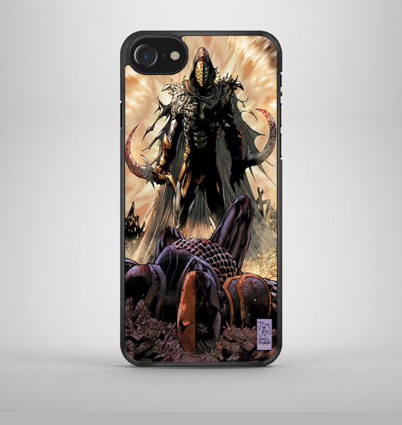 Deathstroke Armor iPhone 7 Case Avallen