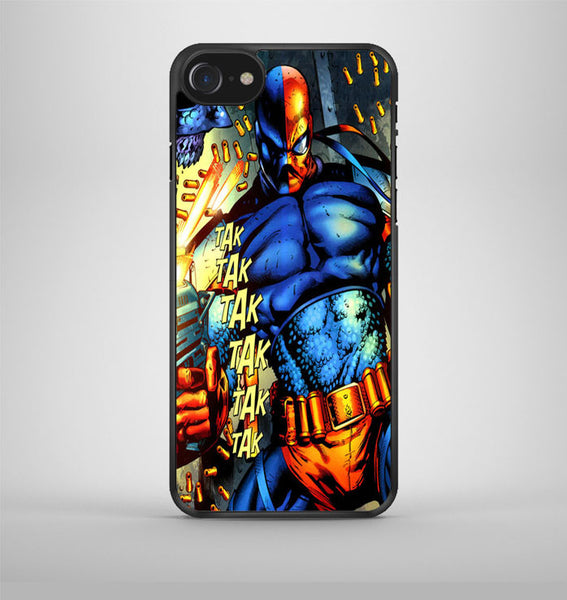 Deathstroke Shoot iPhone 7 Case Avallen