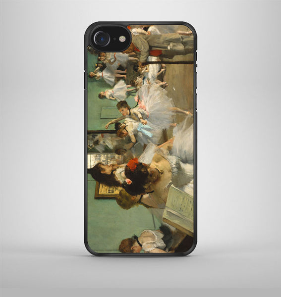 Degas Dance Class iPhone 7 Case Avallen
