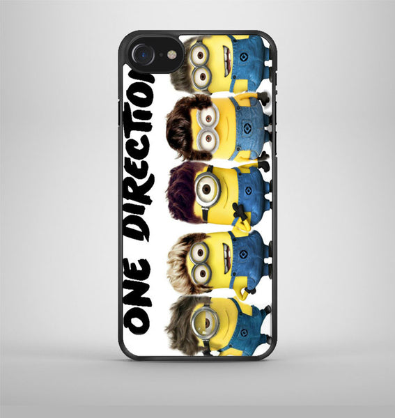 Despicable Me Minion One Direction iPhone 7 Case Avallen