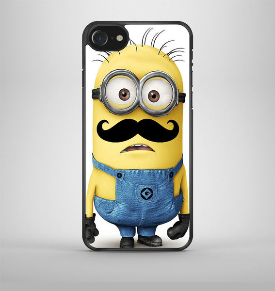 Despicable Me Minion with Cute Mustache 02 iPhone 7 Case Avallen