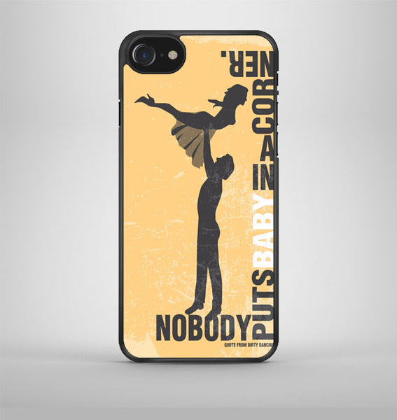 Dirty Dancing Movie iPhone 7 Case Avallen