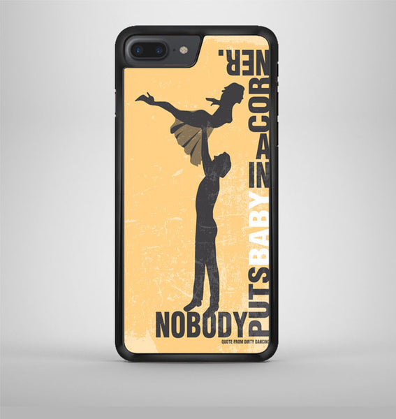 Dirty Dancing Movie iPhone 7 Plus Case Avallen