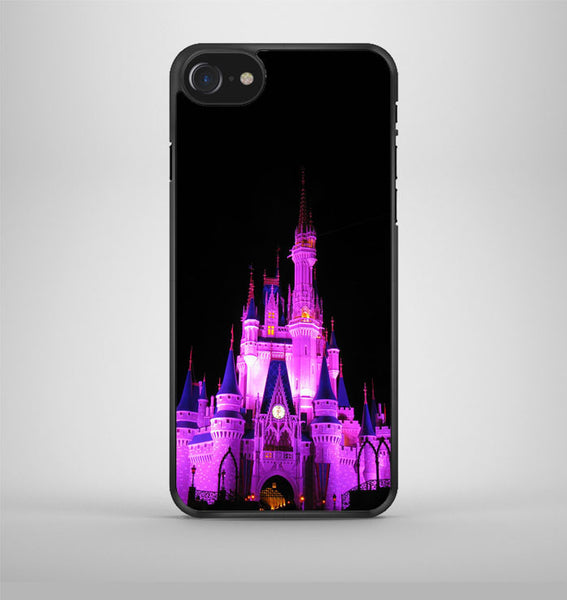 Disney Castle Holiday Night Lights iPhone 7 Case Avallen