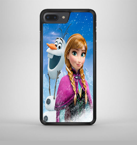 Disney Frozen Anna And Olaf iPhone 7 Plus Case Avallen