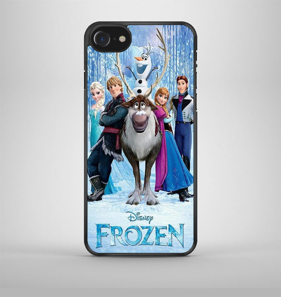 Disney Frozen Beautiful Elsa iPhone 7 Case Avallen