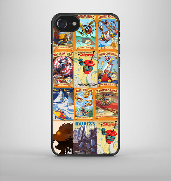 Disney Posters Storybook iPhone 7 Case Avallen