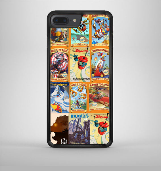Disney Posters Storybook iPhone 7 Plus Case Avallen