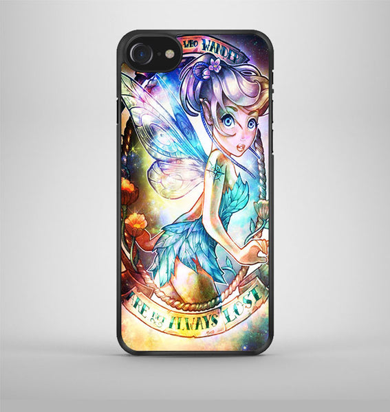Disney Princess Tinker Bell Galaxy Nebula iPhone 7 Case Avallen