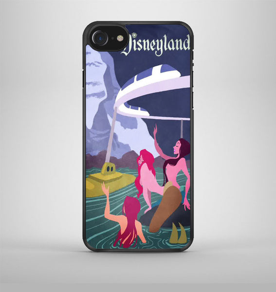 Disneyland Mermaid iPhone 7 Case Avallen