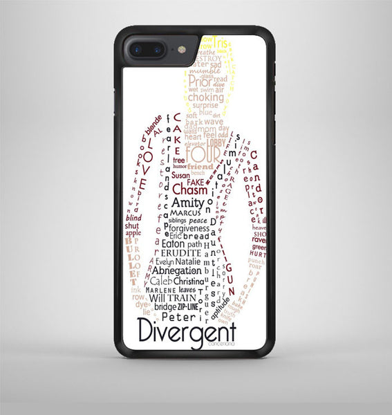 Divergent Cast Collage iPhone 7 Plus Case Avallen