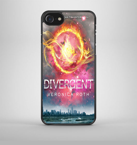 Divergent Cover galaxy iPhone 7 Case Avallen