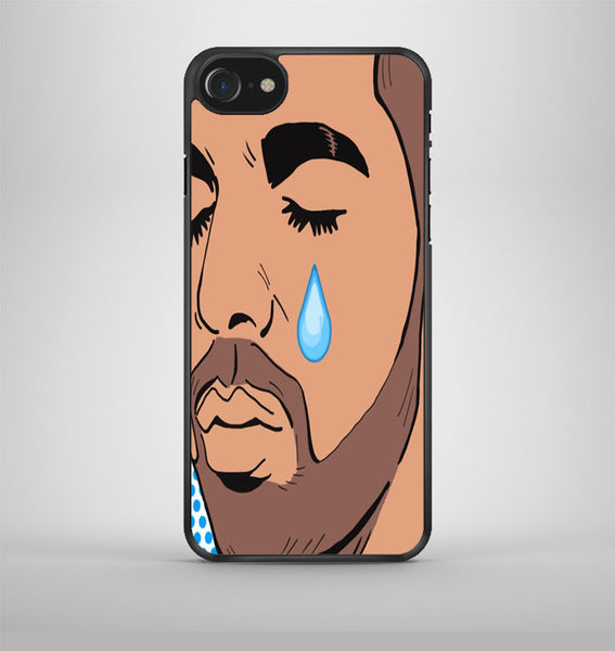 Drake Tears iPhone 7 Case Avallen