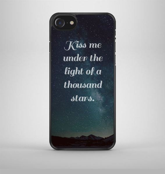 Ed Sheeran Quotes iPhone 7 Case Avallen