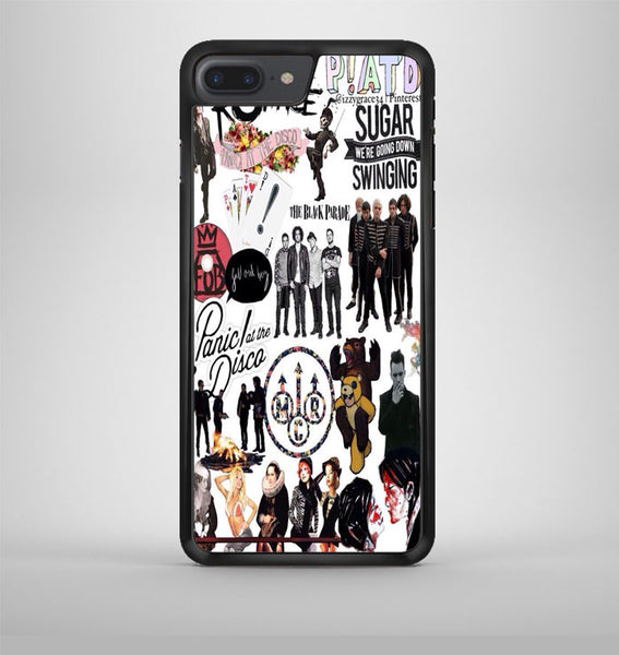 Fall Out Boy Panic At The Disco iPhone 7 Plus Case Avallen