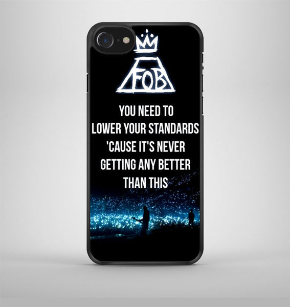 Fall Out Boy iPhone 7 Case Avallen