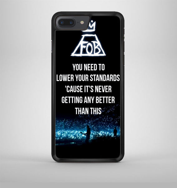 Fall Out Boy iPhone 7 Plus Case Avallen