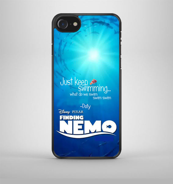 Finding Nemo Quote iPhone 7 Case Avallen