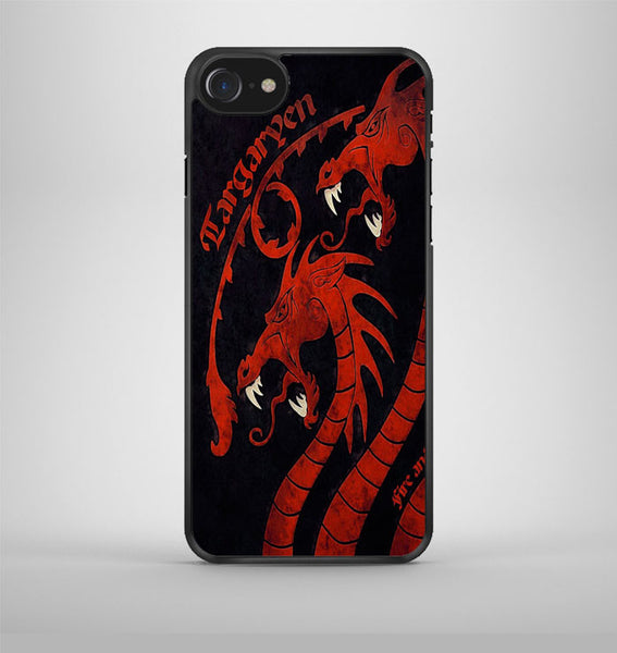 Fire And Blood Targaryen Game Of Thrones iPhone 7 Case Avallen