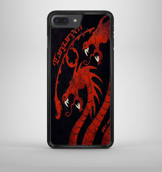 Fire And Blood Targaryen Game Of Thrones iPhone 7 Plus Case Avallen