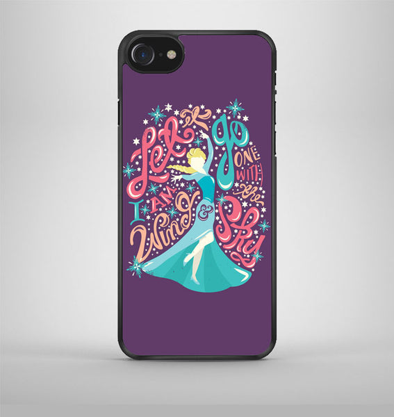 Frozen Let It Go iPhone 7 Case Avallen