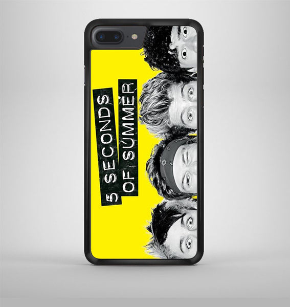 Funny Eyes 5 Second Of Summer iPhone 7 Plus Case Avallen