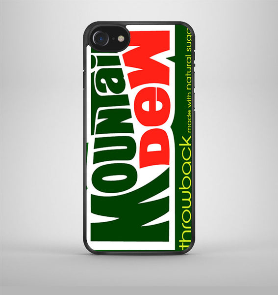 Funny Mountain Dew iPhone 7 Case Avallen
