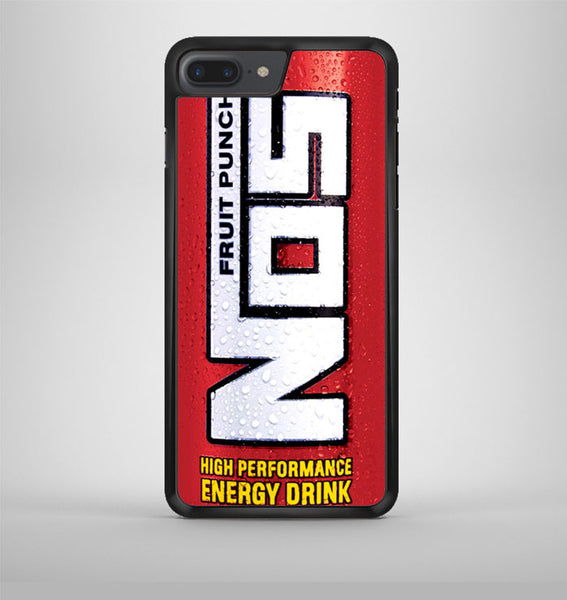 Funny Nos Energy Drink iPhone 7 Plus Case Avallen