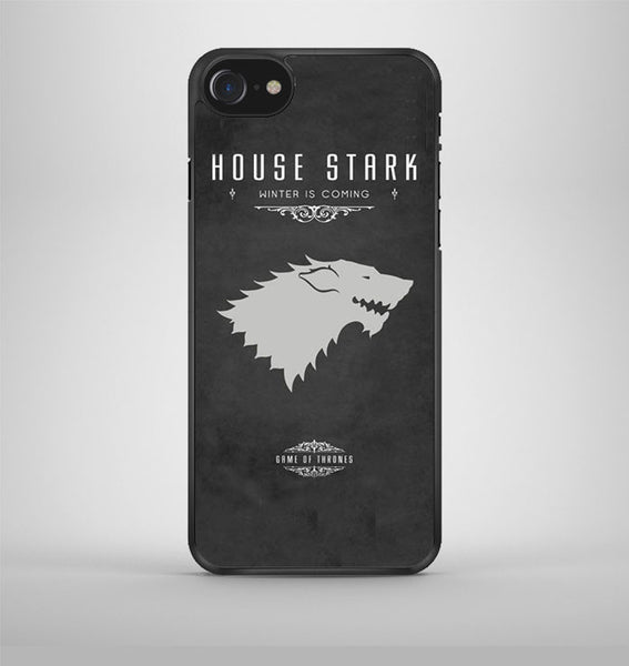 Game Of Thrones House Stark Winter Is Coming iPhone 7 Case Avallen