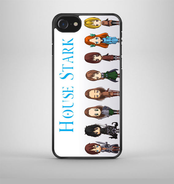 Game Of Thrones House Stark iPhone 7 Case Avallen
