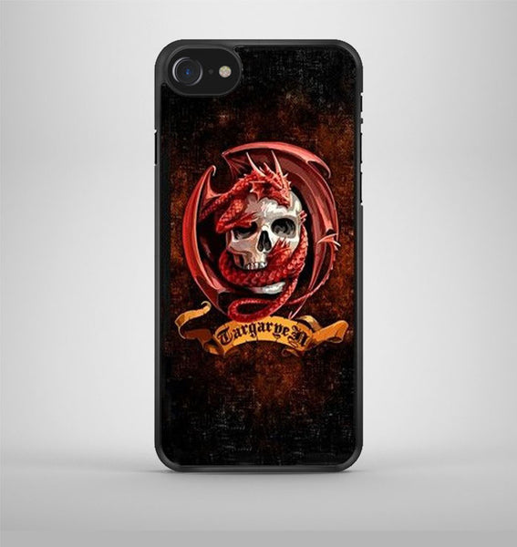 Game Of Thrones Targaryen Clan Dragon Wyvern iPhone 7 Case Avallen
