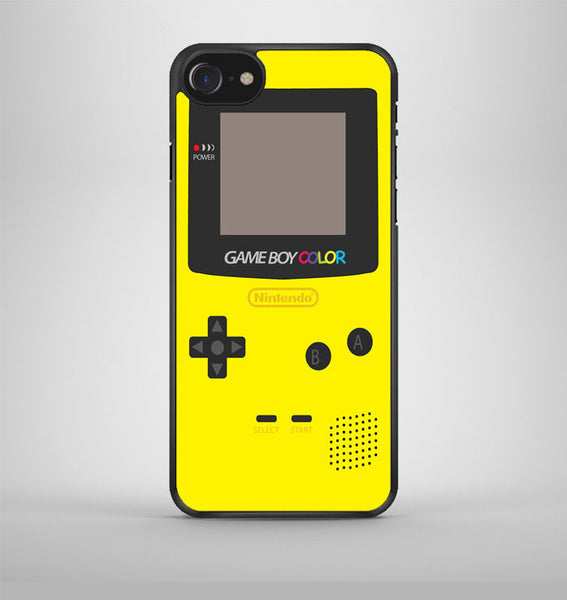 Gameboy Yellow Color iPhone 7 Case Avallen